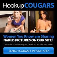 Оффер HookupCougars с оплатой за Регистрация