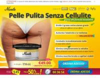 Оффер Nivele anti-cellulite с оплатой за Регистрация