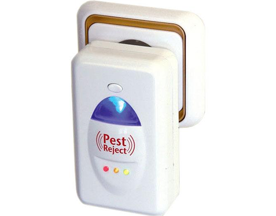 Ultrasonic repeller of rodents and insects Pest Reject