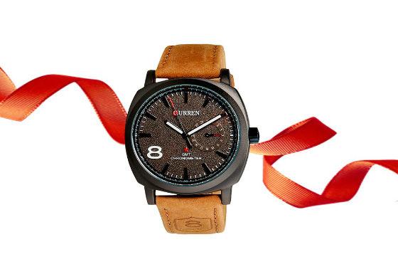 Оффер Curren Watch с оплатой за confirmed order