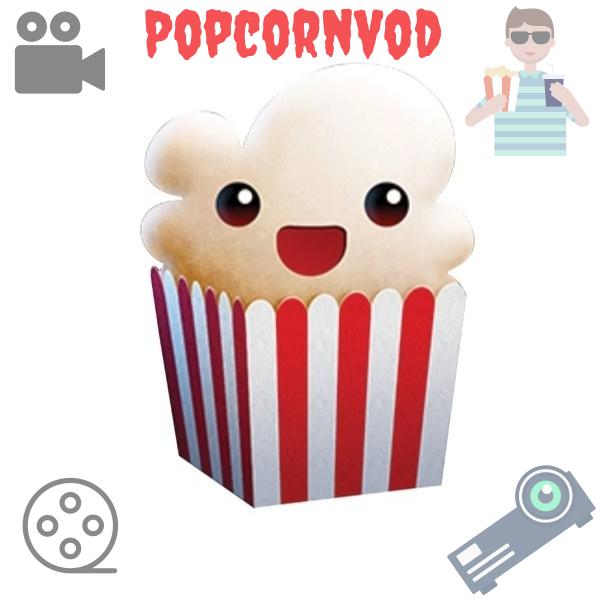 Popcornvod MOVIES/TV