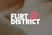 Оффер FlirtDistrict desktop с оплатой за Sign up