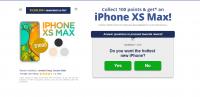 Оффер iPhone Xs Max с оплатой за Регистрация