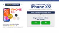 Оффер iPhone Xs с оплатой за Регистрация