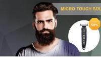 Оффер Micro Touch Solo - мужской триммер с оплатой за Подтвержденная заявка