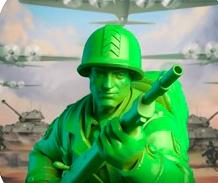 Оффер Army Men Strike IOS с оплатой за Установка